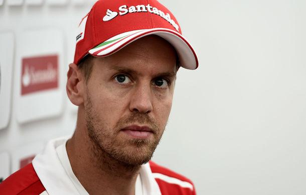 """Încă o lovitură pentru Vettel: este la un pas să fie penalizat pe grilă. Raikkonen: """"Problemele la motoare sunt ciudate"""" - Poza 1"""