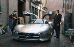 Mercedes-Benz AMG Vision Gran Turismo este noul Batmobil: mașina va putea fi admirată în viitoarea peliculă Justice League