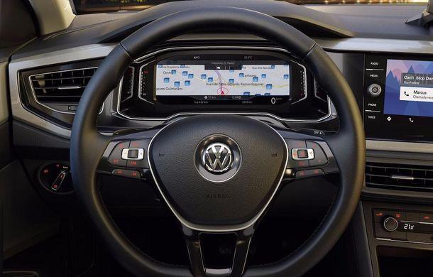 Volkswagen Virtus: rivalul de departe al lui Logan se lansează exclusiv în America de Sud - Poza 4