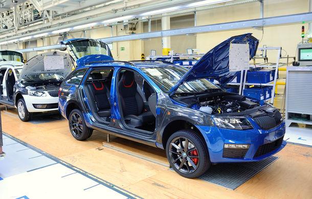 Skoda se apropie de capacitatea maximă de producție: va angaja personal suplimentar în Cehia, dar nu mută producția în Germania - Poza 1