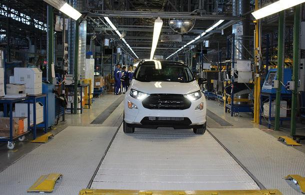 Un nou start: Fabrica Ford din Craiova a produs astăzi primul exemplar EcoSport european - Poza 5