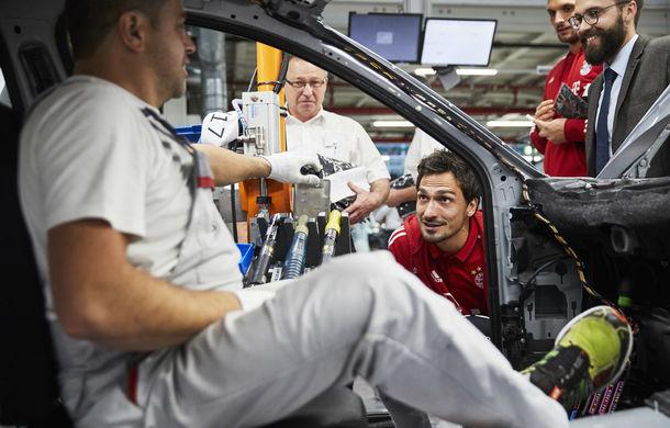 Jucătorii lui Bayern Munchen și-au ales noile mașini pentru acest sezon: Audi RS6 Avant, modelul preferat al fotbaliștilor - Poza 5