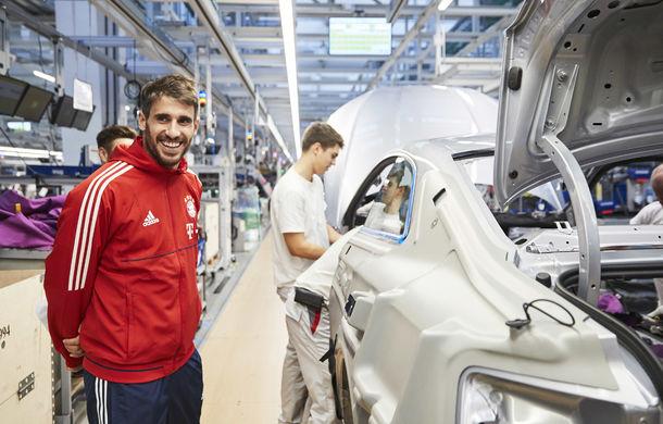 Jucătorii lui Bayern Munchen și-au ales noile mașini pentru acest sezon: Audi RS6 Avant, modelul preferat al fotbaliștilor - Poza 4
