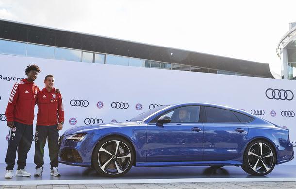 Jucătorii lui Bayern Munchen și-au ales noile mașini pentru acest sezon: Audi RS6 Avant, modelul preferat al fotbaliștilor - Poza 2