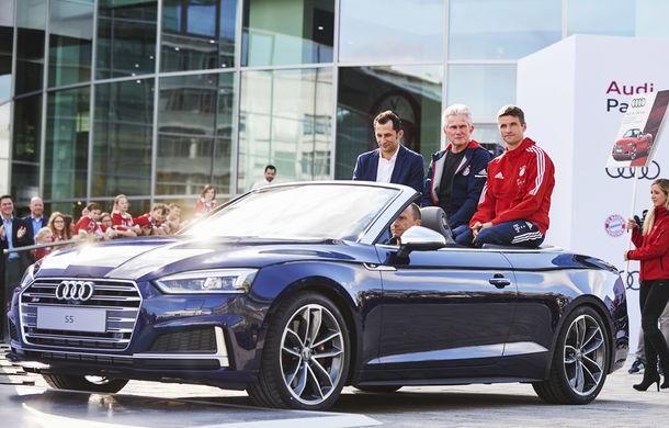 Jucătorii lui Bayern Munchen și-au ales noile mașini pentru acest sezon: Audi RS6 Avant, modelul preferat al fotbaliștilor - Poza 3