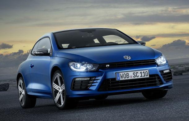 Volkswagen oprește definitiv producția lui Scirocco: coupe-ul nu are încă niciun succesor - Poza 1