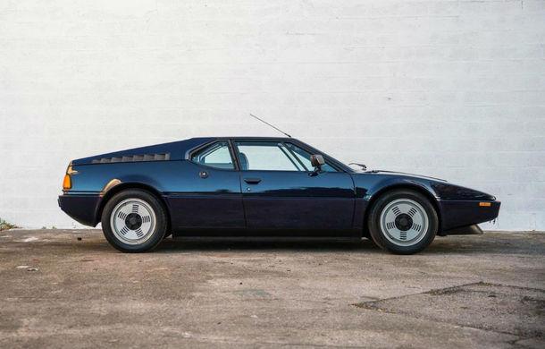 Legendă vie: un BMW M1 din 1981 cu 13.000 de kilometri la bord costă 658.000 de dolari pe eBay - Poza 3