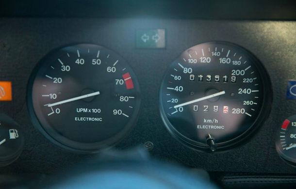 Legendă vie: un BMW M1 din 1981 cu 13.000 de kilometri la bord costă 658.000 de dolari pe eBay - Poza 7
