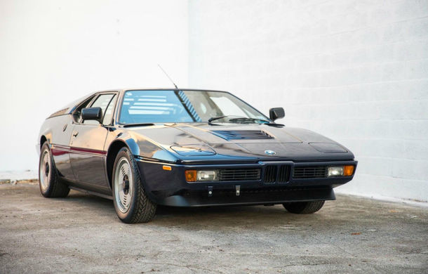 Legendă vie: un BMW M1 din 1981 cu 13.000 de kilometri la bord costă 658.000 de dolari pe eBay - Poza 2