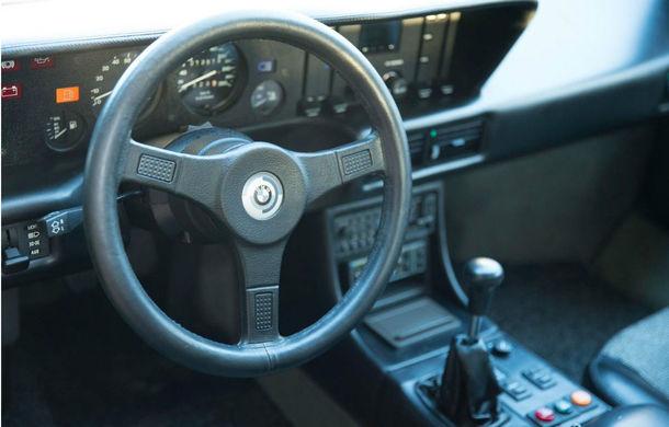 Legendă vie: un BMW M1 din 1981 cu 13.000 de kilometri la bord costă 658.000 de dolari pe eBay - Poza 6