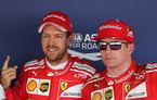 """Vettel: """"Raikkonen este cel mai bun coechipier pe care l-am avut în Formula 1"""""""