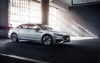 Test drive Volkswagen Arteon