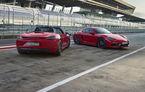 Porsche 718 Boxster GTS și 718 Cayman GTS: 365 de cai putere pentru versiunile mai puternice ale modelelor germane