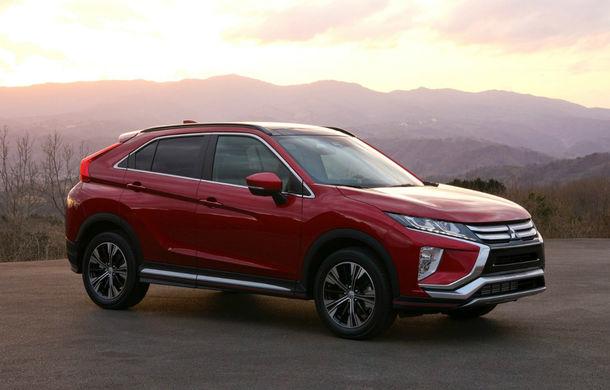 Plan pe trei ani: Mitsubishi vrea să lanseze 11 modele noi în Europa și SUA - Poza 1