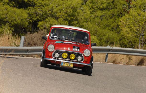 """Noi și Geta în """"24 Hours Rally of Greece"""": am concurat într-un Le Mans al mașinilor clasice - Poza 16"""