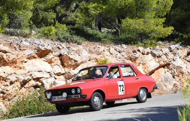 """Noi și Geta în """"24 Hours Rally of Greece"""": am concurat într-un Le Mans al mașinilor clasice - Poza 10"""
