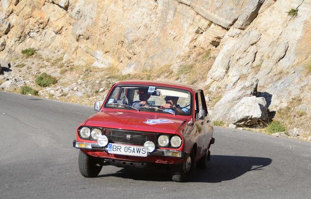 """Noi și Geta în """"24 Hours Rally of Greece"""": am concurat într-un Le Mans al mașinilor clasice - Poza 3"""
