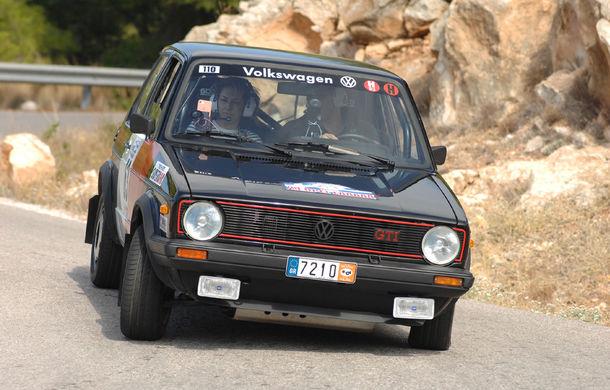 """Noi și Geta în """"24 Hours Rally of Greece"""": am concurat într-un Le Mans al mașinilor clasice - Poza 14"""