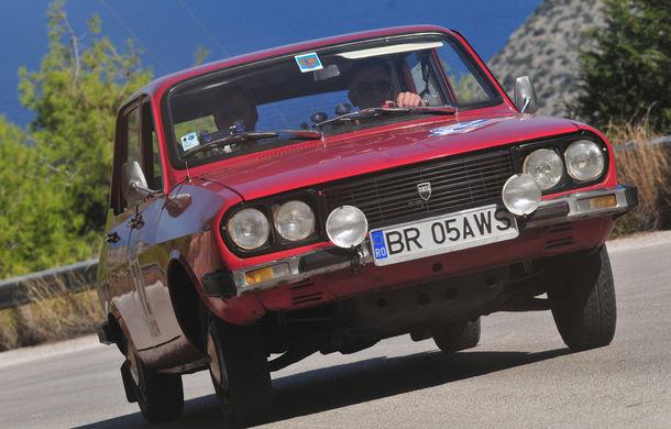 """Noi și Geta în """"24 Hours Rally of Greece"""": am concurat într-un Le Mans al mașinilor clasice - Poza 1"""