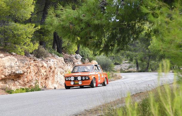 """Noi și Geta în """"24 Hours Rally of Greece"""": am concurat într-un Le Mans al mașinilor clasice - Poza 17"""