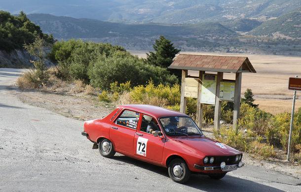 """Noi și Geta în """"24 Hours Rally of Greece"""": am concurat într-un Le Mans al mașinilor clasice - Poza 7"""