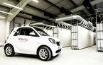 Conectați la rețeaua electrică a Germaniei: Mercedes-Benz a construit un sistem care stochează energia folosind bateriile pentru mașinile electrice