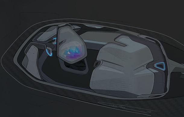 Dacia EF-Vision 2050: un concept Dacia pentru un viitor ultra-tehnologizat, dar fidel caracterului accesibil - Poza 13
