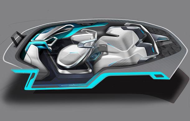 Dacia EF-Vision 2050: un concept Dacia pentru un viitor ultra-tehnologizat, dar fidel caracterului accesibil - Poza 14