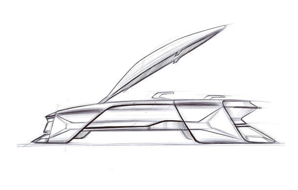 Dacia EF-Vision 2050: un concept Dacia pentru un viitor ultra-tehnologizat, dar fidel caracterului accesibil - Poza 22