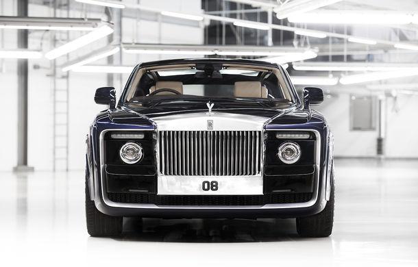 Lux și exclusivitate: Rolls-Royce vrea să dezvolte mai multe modele unicat, create după dorințele clienților - Poza 1