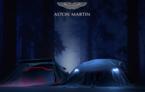 Aston Martin V8 Vantage: încă un teaser oficial cu noul model care va ajunge pe piață anul viitor