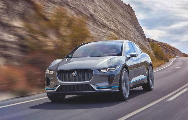 """Jaguar se gândește la încă un model electric după SUV-ul I-Pace: """"Analizăm mai multe configurații de baterii"""" - Poza 1"""