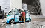 Robo-taxi: un start-up din Franța vrea să lanseze un vehicul fără șofer, cu capacitate de 6 persoane și un preț de 250.000 de euro