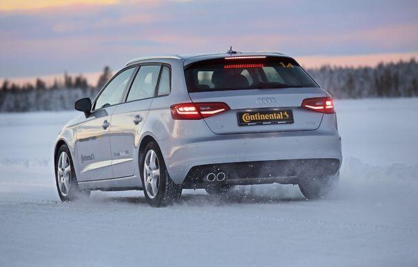 (P) Anvelopa de iarnă Continental - câștigătoare a testului efectuat de cluburile automobilistice - Poza 3