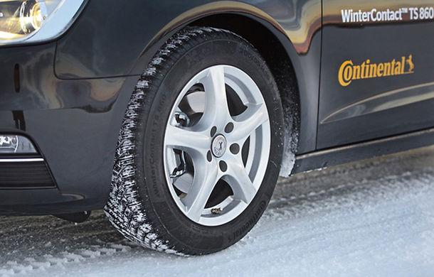(P) Anvelopa de iarnă Continental - câștigătoare a testului efectuat de cluburile automobilistice - Poza 1