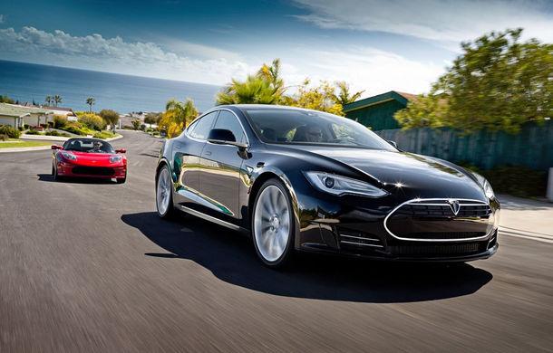 """Tesla introduce funcția """"Chill Mode"""" pentru Model S și Model X: accelerație mai lentă și mai puțină putere - Poza 1"""