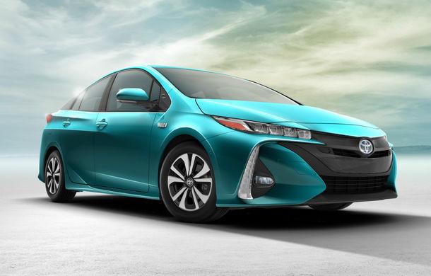 """Toyota estimează dominația absolută a mașinilor electrice: """"Motoarele cu combustie internă vor dispărea definitiv până în 2050"""" - Poza 1"""
