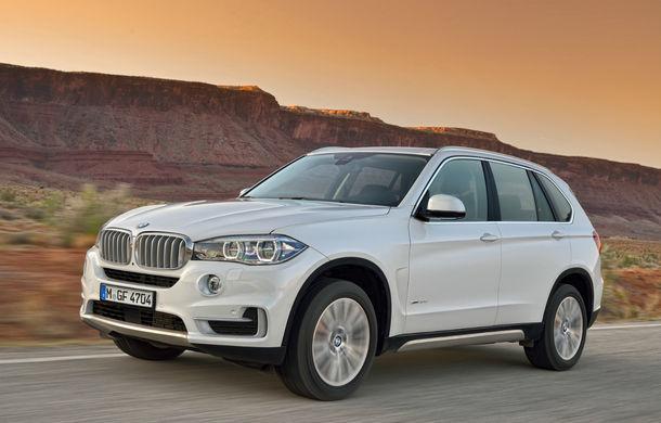 BMW X5 ar putea primi o nouă generație în 2018: SUV va utiliza platforma lui Seria 7 și va avea motoare noi - Poza 1
