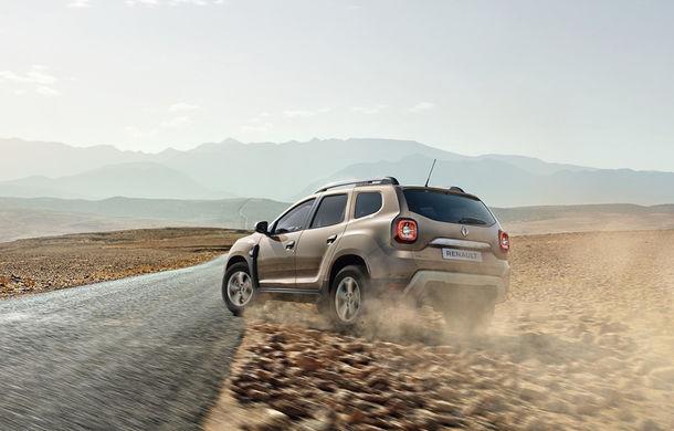 După noul Dacia Duster, facem cunoștință cu noul Renault Duster: modificări estetice, aeratoare noi la interior și motorizări ușor diferite - Poza 9