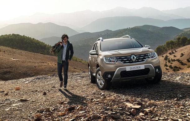 După noul Dacia Duster, facem cunoștință cu noul Renault Duster: modificări estetice, aeratoare noi la interior și motorizări ușor diferite - Poza 8