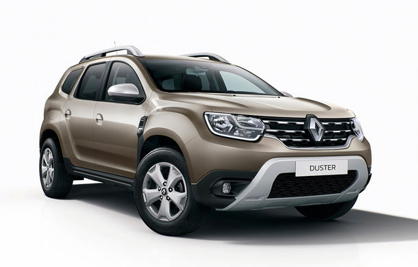 După noul Dacia Duster, facem cunoștință cu noul Renault Duster: modificări estetice, aeratoare noi la interior și motorizări ușor diferite - Poza 5