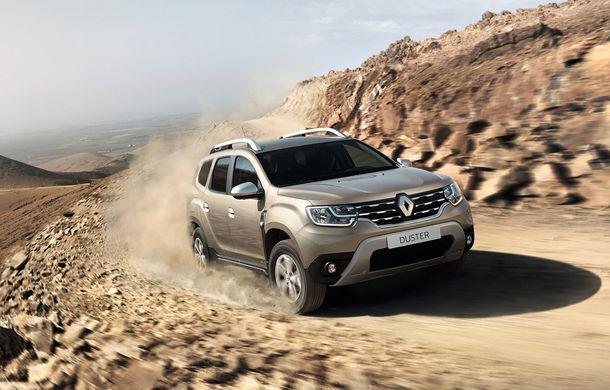 După noul Dacia Duster, facem cunoștință cu noul Renault Duster: modificări estetice, aeratoare noi la interior și motorizări ușor diferite - Poza 1