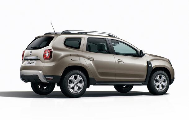 După noul Dacia Duster, facem cunoștință cu noul Renault Duster: modificări estetice, aeratoare noi la interior și motorizări ușor diferite - Poza 3