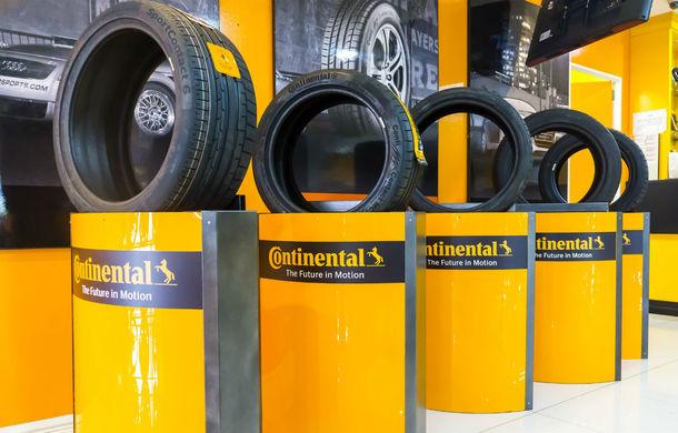 Extinderea activității: Continental ia în calcul deschiderea unor fabrici de baterii pentru mașinile electrice - Poza 1