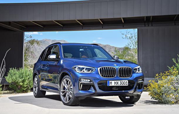 BMW pregătește o gamă de SUV-uri electrice: germanii au înregistrat toate numele de iX1 la iX9 - Poza 1