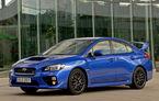 """Subaru WRX STI ar putea primi o versiune hibridă: japonezii vor """"un model mai prietenos cu mediul"""""""