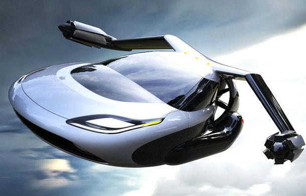 Planuri fanteziste: chinezii care dețin Volvo vor să lanseze o mașină electrică zburătoare în 2023 - Poza 1