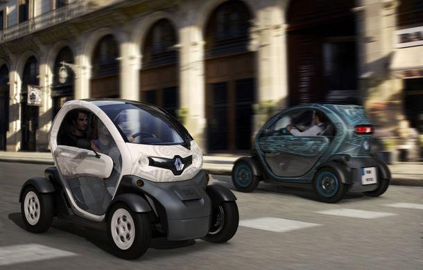 """Modificări la """"Rabla Plus"""": cvadriciclurile electrice precum Renault Twizy primesc acum finanțare prin acest program - Poza 1"""
