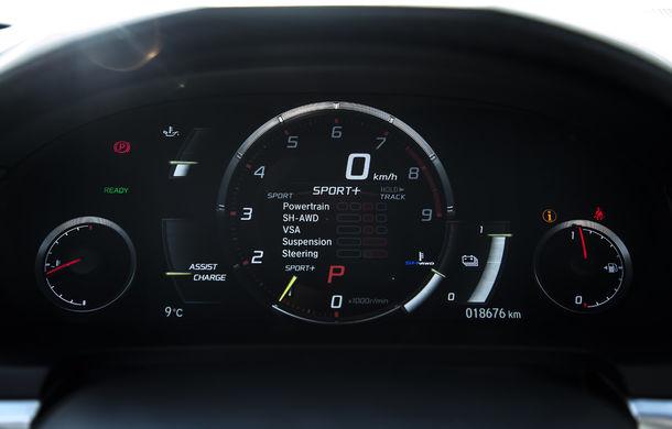 Prim contact cu modelele hardcore din gama Honda: pe circuit cu noul Civic Type R și cu supercar-ul NSX - Poza 36