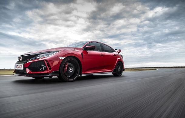 Prim contact cu modelele hardcore din gama Honda: pe circuit cu noul Civic Type R și cu supercar-ul NSX - Poza 2